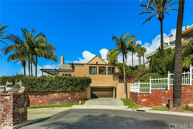 Single Family Home for Sale at 33741 Holtz Hill Road Dana Point, California 92629 United States