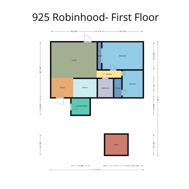 925 Robinhood Boulevard, Big Bear CA: http://media.crmls.org/medias/44a83973-8f5c-4559-91f3-2b625e171220.jpg