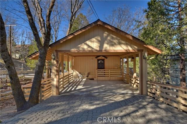 1071 Oak Lane Lake Arrowhead CA 92352