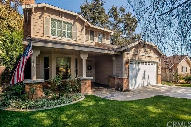 Single Family Home for Sale at 110 Coburn Avenue Sierra Madre, California 91024 United States