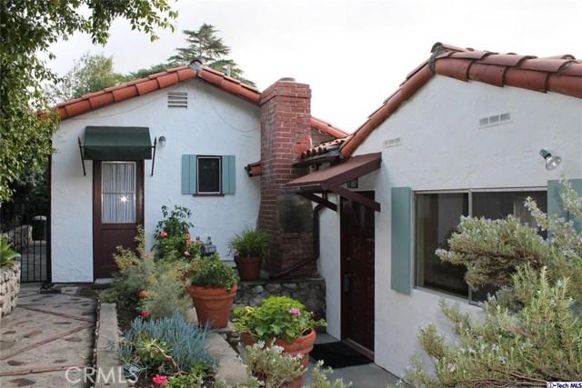 2314 Los Amigos Street, Glendale, CA 91214