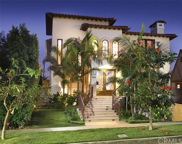 Single Family Home for Sale at 460 Poinsettia Place N Los Angeles, California 90036 United States