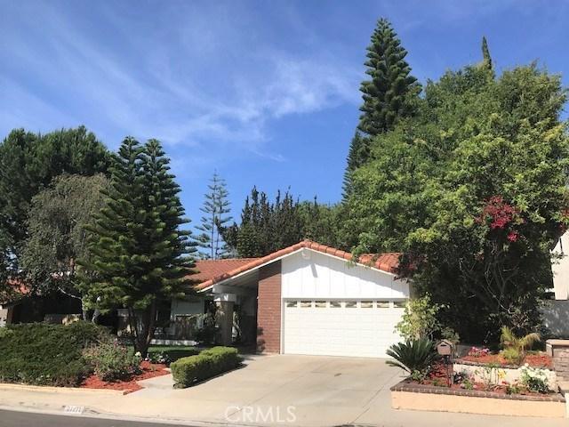 27271 Galvez Lane, Mission Viejo, CA 92691