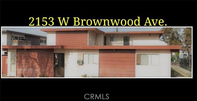 2153 W Brownwood Av, Anaheim, CA 92801 Photo 0