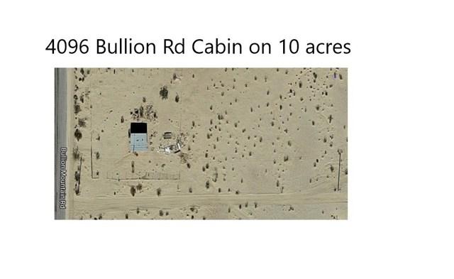 4096 Bullion Mountain Road, 29 Palms, CA, 92277