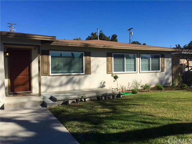 Single Family Home for Rent at 1809 West Jacaranda St Fullerton, California 92833 United States