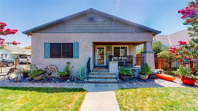 Detail Gallery Image 1 of 1 For 435 4th Street, Orland,  CA 95963 - 4 Beds   2/1 Baths