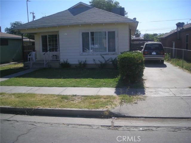 Casa Unifamiliar por un Venta en 171 Lincoln Street Coalinga, California 93210 Estados Unidos