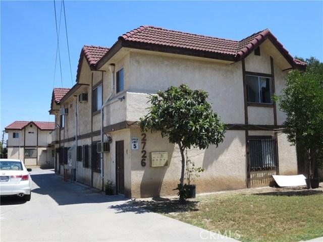 Single Family for Sale at 2726 Strathmore Avenue Rosemead, California 91770 United States