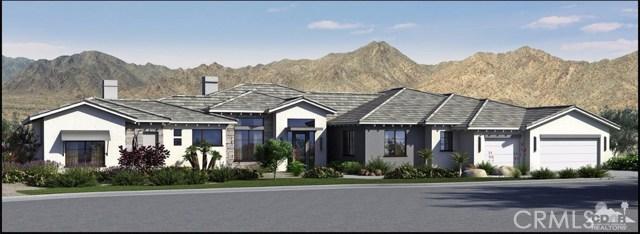 1 Siena Vista Court Rancho Mirage, CA 92270 - MLS #: 216036432DA