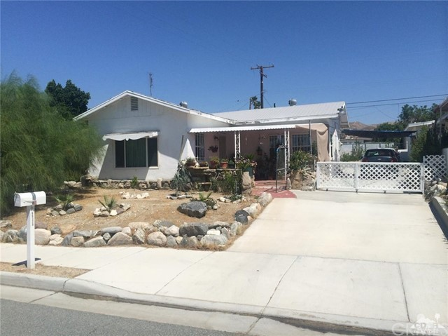 66320 3rd Street Desert Hot Springs, CA 92240 - MLS #: 217021318DA