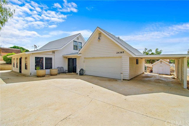 24365 North Canyon Drive Menifee, CA 92587 is listed for sale as MLS Listing SW16109047