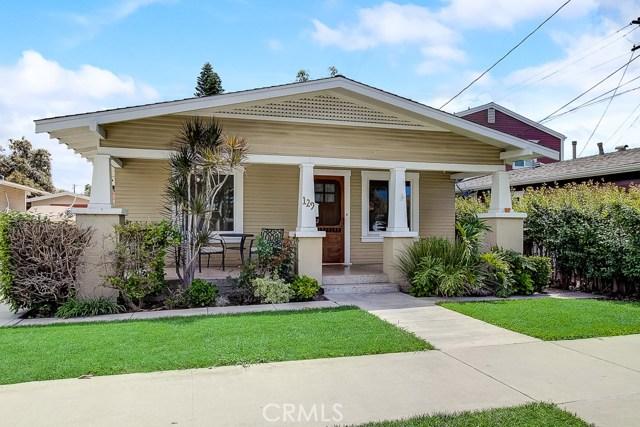 129 N Parker Street, Orange, California