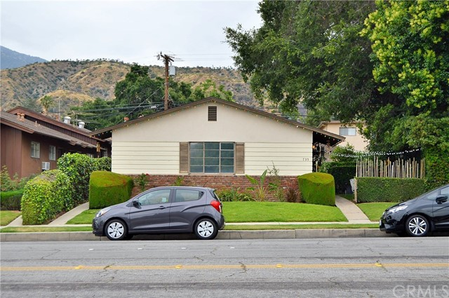 Single Family for Sale at 735 Foothill Boulevard W Monrovia, California 91016 United States