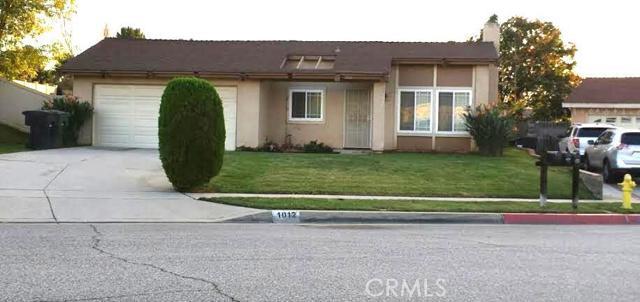 1012 East Harvest Moon Street West Covina CA  91792