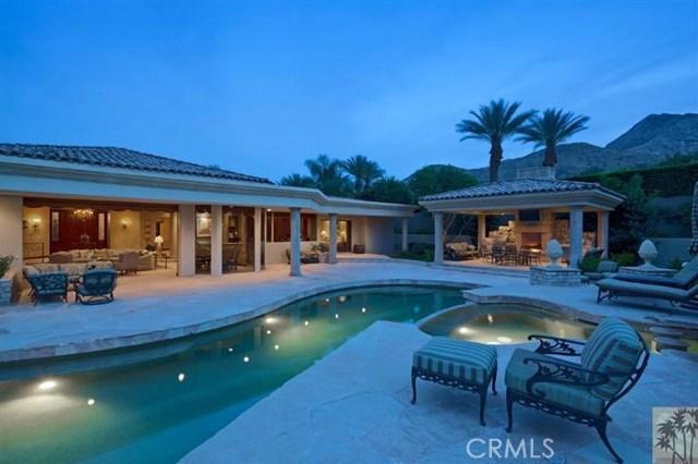Single Family Home for Sale at 31 Mirada Circle 31 Mirada Circle Rancho Mirage, California 92270 United States