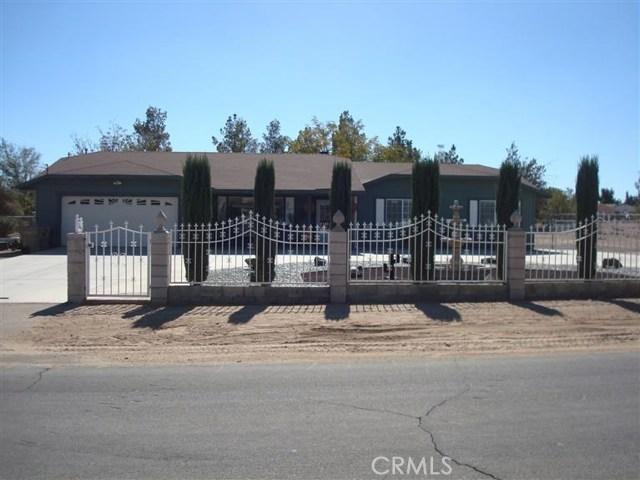 15145 Live Oak Street, Hesperia, CA, 92345