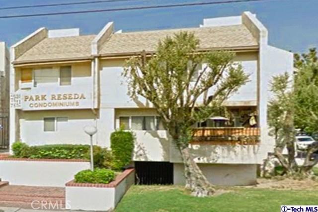 7651 Reseda Boulevard Unit 21-T, Reseda CA 91335