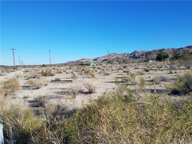 6561 Cascade Road Joshua Tree, CA 92252 - MLS #: JT16740902