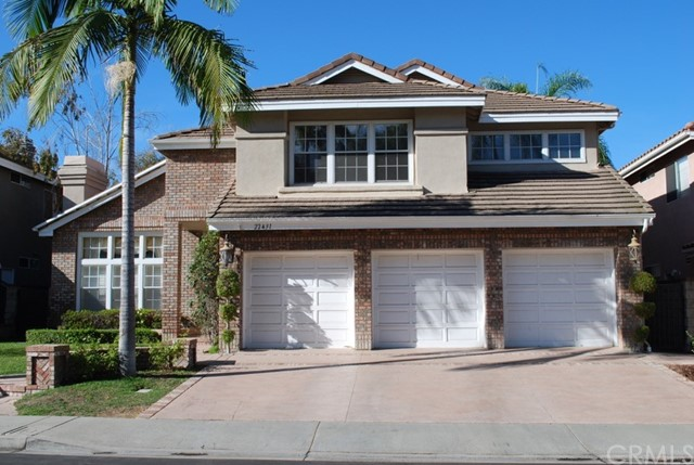 Single Family Home for Sale at 22431 Ridgebrook Mission Viejo, California 92692 United States
