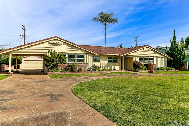 Single Family Home for Sale at 1623 Mells Lane W Anaheim, California 92802 United States