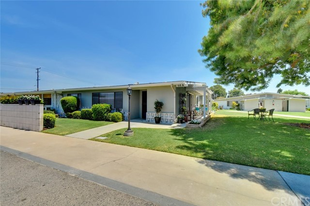 1282 Golden Rain Road Unit 68A Seal Beach, CA 90740 - MLS #: PW18172977