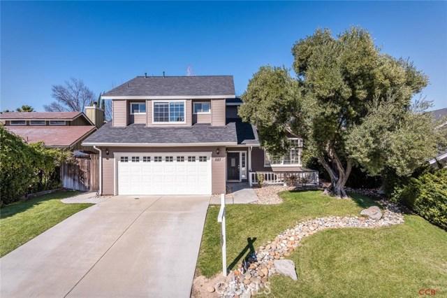 287 Shoshone Drive, Paso Robles, CA 93446