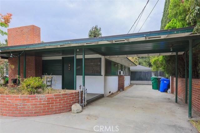 1121 El Monte Arcadia, CA 91007 - MLS #: WS17126879
