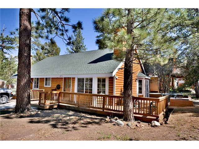 Single Family Home for Sale at 713 Los Angeles Avenue Big Bear City, California 92314 United States