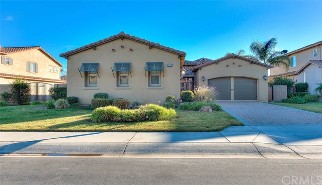 12995 Via Regallo Drive , CA 91739 is listed for sale as MLS Listing CV17262704