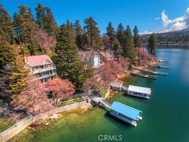 28001 Peninsula Drive South, Lake Arrowhead, CA 92352