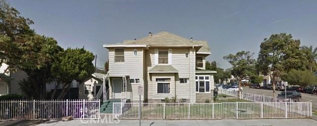 Quadraplex for Sale at 405 W 9th Street 405 W 9th Street Long Beach, California 90813 United States
