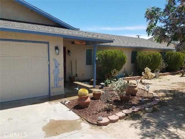6773 Canyon Road 29 Palms, CA 92277 - MLS #: JT18017793