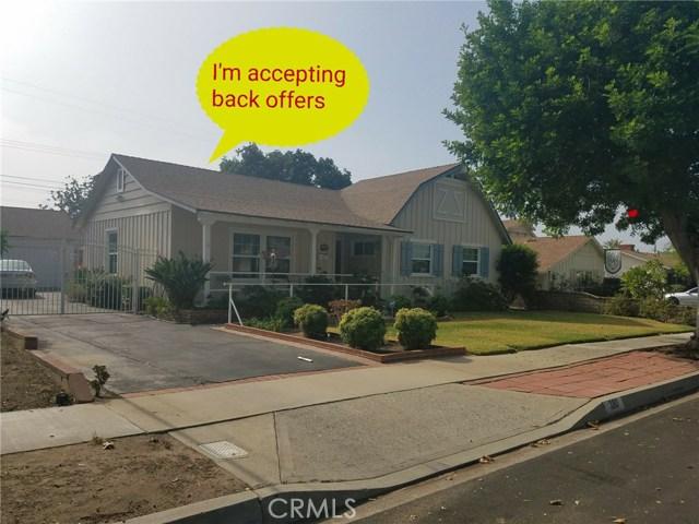 380 E Benbow Street Covina, CA 91722 - MLS #: SW17259981