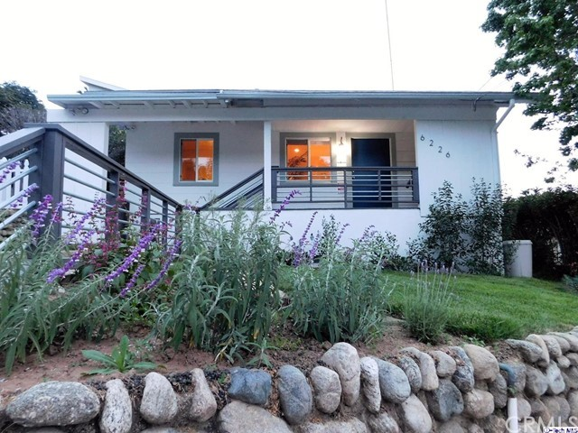 Single Family Home for Sale at 6226 Crestwood Way Highland Park, California 90042 United States