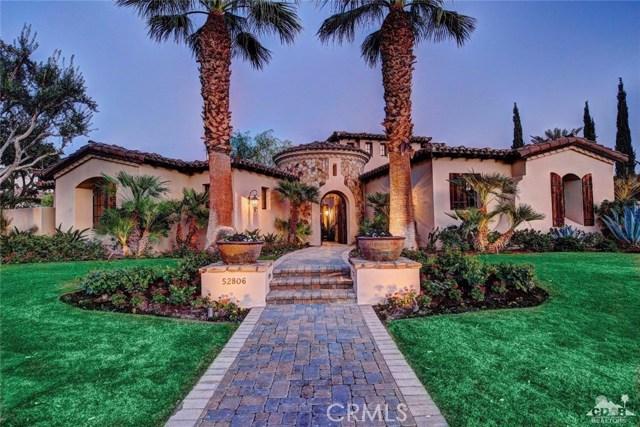 52806 Via Dona La Quinta, CA 92253 - MLS #: 216029110DA