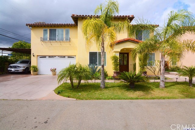 Single Family Home for Sale at 15947 Archwood Lane Lake Balboa, California 91406 United States