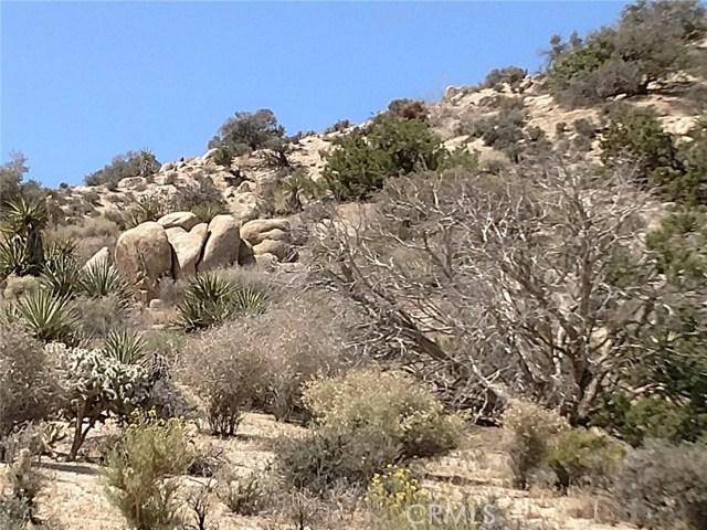 0 Cobalt Road Yucca Valley, CA 92284 - MLS #: JT18117527