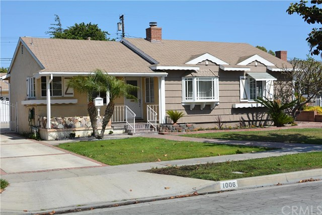 Single Family Home for Sale at 1006 South Courtney St 1006 Courtney Fullerton, California 92833 United States