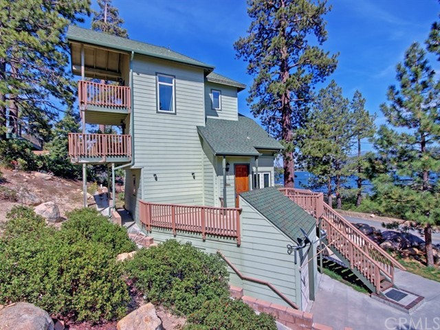 Additional photo for property listing at 38520 North Shore  Fawnskin, California 92333 United States
