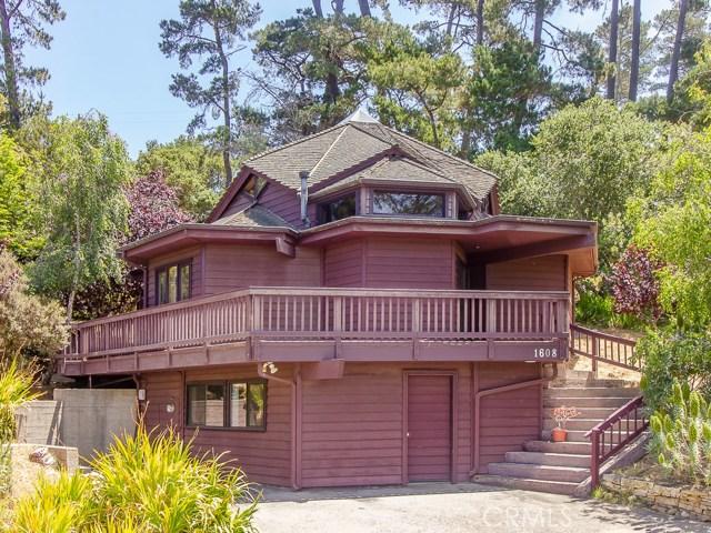 1608  Bradford Road, Cambria in San Luis Obispo County, CA 93428 Home for Sale