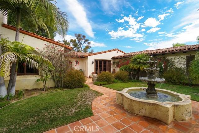 独户住宅 为 销售 在 701 Via La Cuesta 701 Via La Cuesta 帕罗斯, 加利福尼亚州 90274 美国