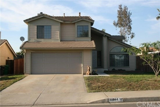 Single Family Home for Rent at 25804 Timo Street Moreno Valley, California 92553 United States