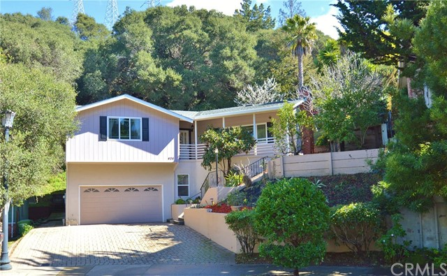 Single Family Home for Sale at 406 Mountain Boulevard Oakland, California 94611 United States