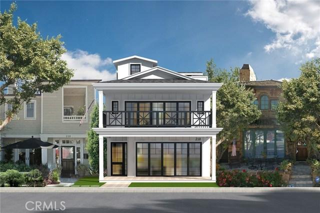 218 Coral Avenue, Newport Beach, CA, 92662