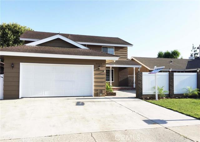 Single Family Home for Sale at 5022 Malaga St La Palma, California 90623 United States