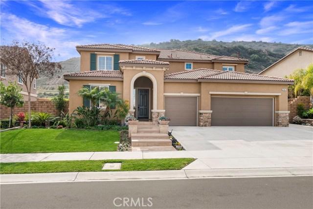 7441  Sanctuary Drive, Corona, California