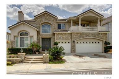 Single Family Home for Rent at 17572 Edgewood Yorba Linda, California 92886 United States