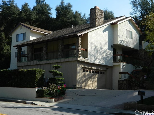 Single Family Home for Sale at 2724 Chevy Chase Drive E Glendale, California 91206 United States