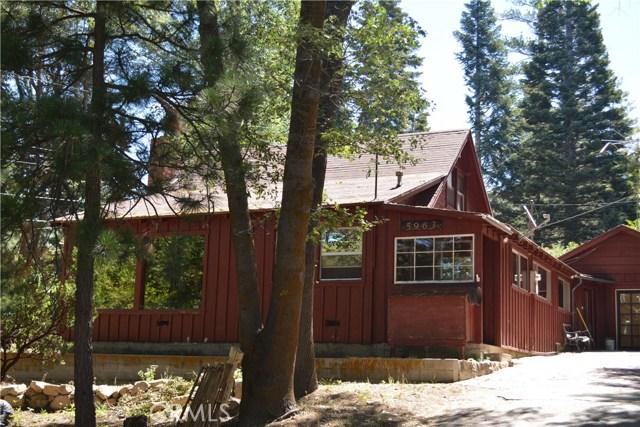 独户住宅 为 销售 在 5963 Manzanita Angelus Oaks, 加利福尼亚州 92305 美国
